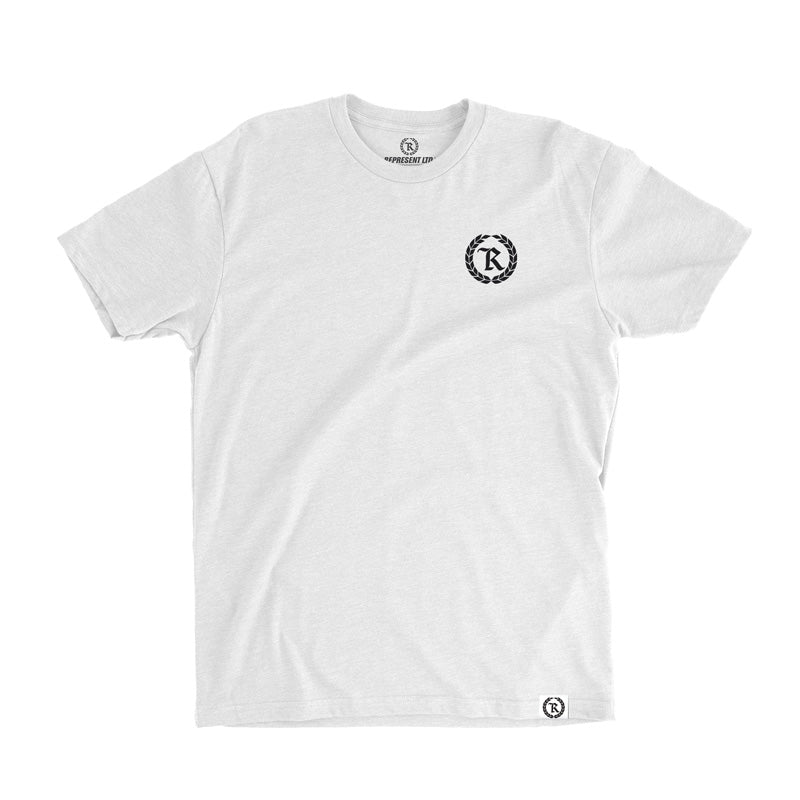 White Shirt Gang Tee [WHITE]