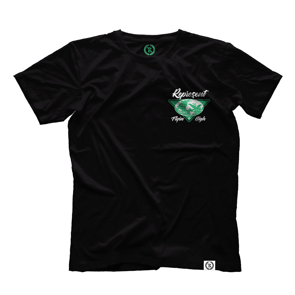 Flyin' High Travel Services Tee