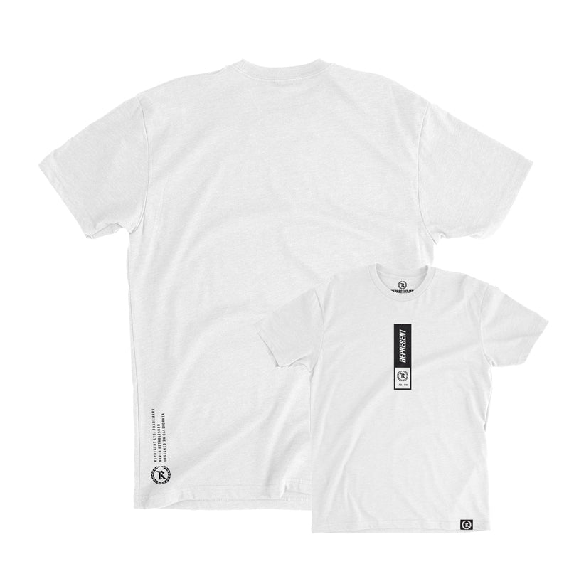 Solid State Tee [WHITE]
