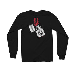 Light It Up Long Sleeve Tee [BLACK]