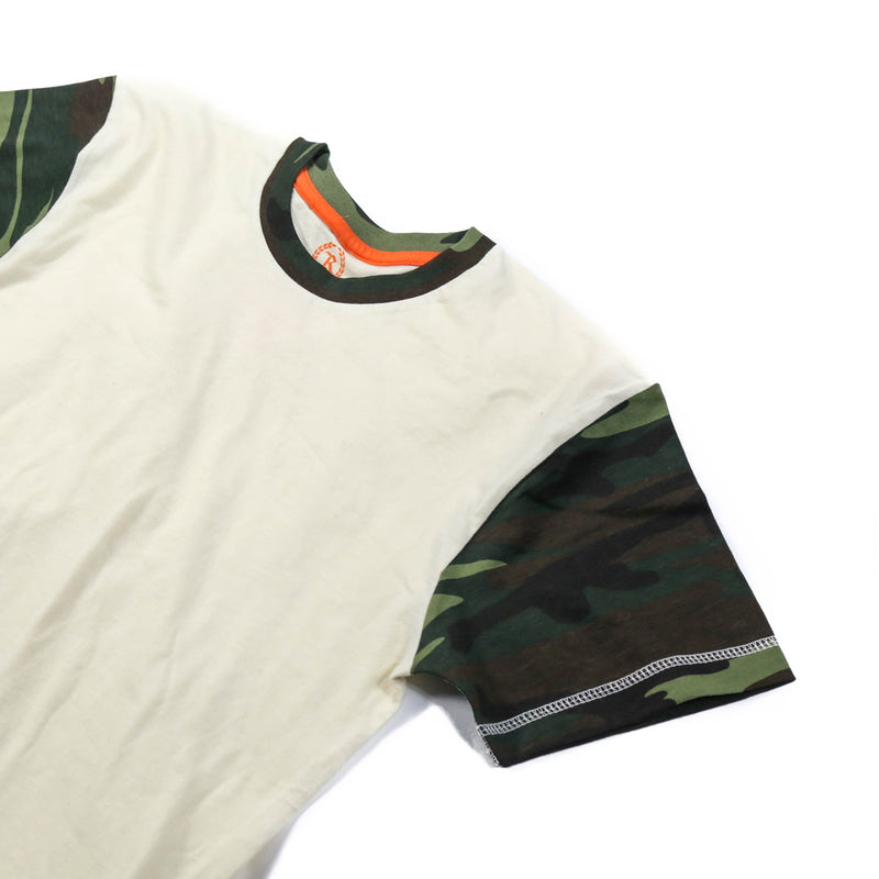 Fashion Camo Tee [SAND X FOREST CAMO]