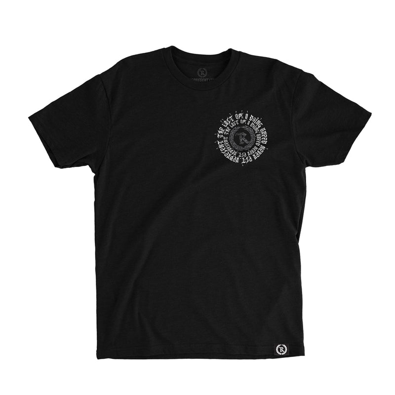 The Last of A Dying Breed Tee [BLACK]
