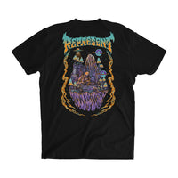 Psychedelic Ascension Tee [BLACK]