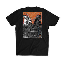 Way of the Ninja Showdown Tee [BLACK] LIMITED EDITION