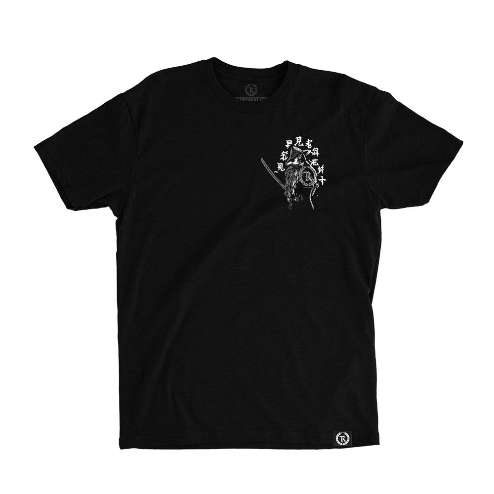The Last Samurai of a Dying Breed Signature Tee [BLACK] LIMITED EDITION