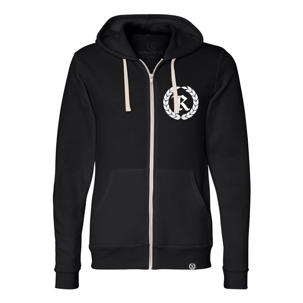 The Original Gang BW HD Imprint Full Zip Hoodie [BLACK] COLLECTOR'S EDITION