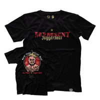 Mark 'Super Samoan' Hunt Tee Represent LTD.™ X Juggernaut Brand Collaboration