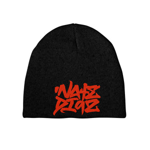 Nate Diaz Street Style 263 Short Beanie [BLACK] OFFICIAL UFC 263 EDITION