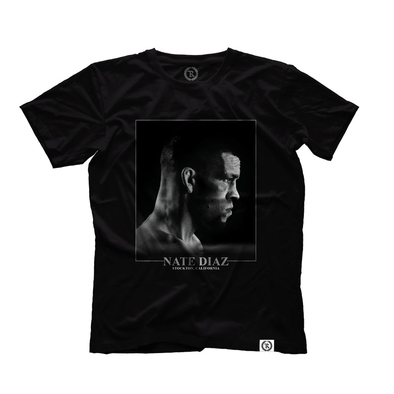 Nate Diaz 'The Realist' Iconic Tee