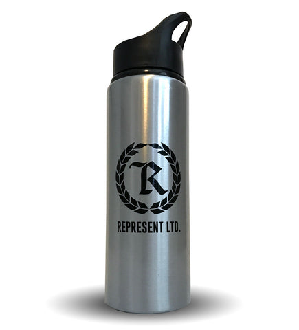 Represent Aluminum Sphere Bottle