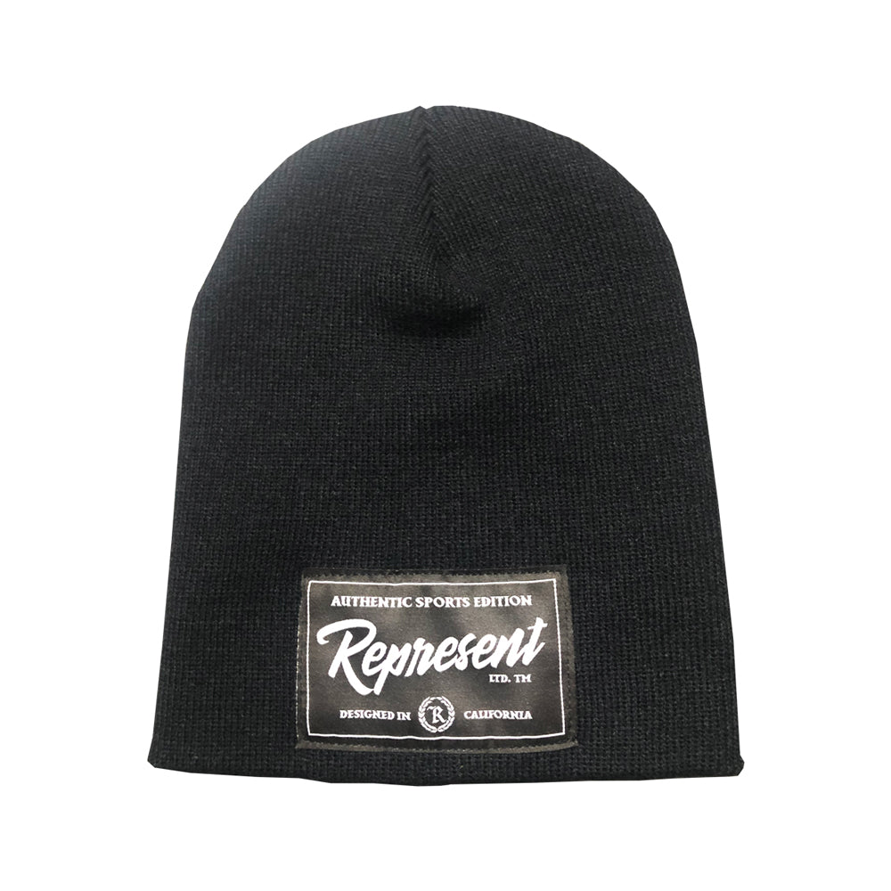 Fall Classic Sports Beanie [BLACK]