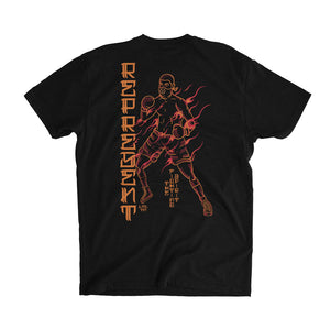 The Fighting Spirit Tee [BLACK]