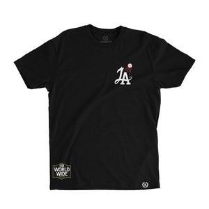 Think Blue 2020 Champs Tee [BLACK] LIMITED EDITION