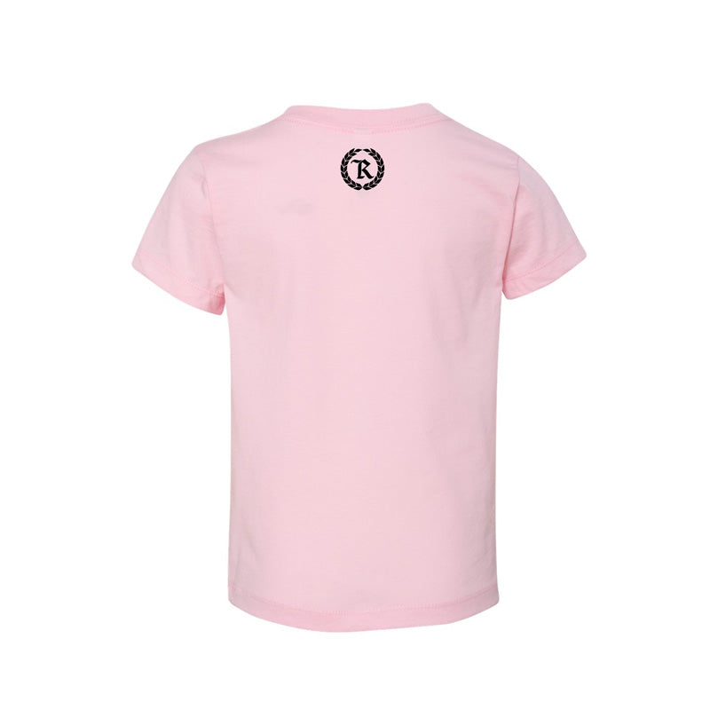 Original Classic Toddler Tee [PINK]