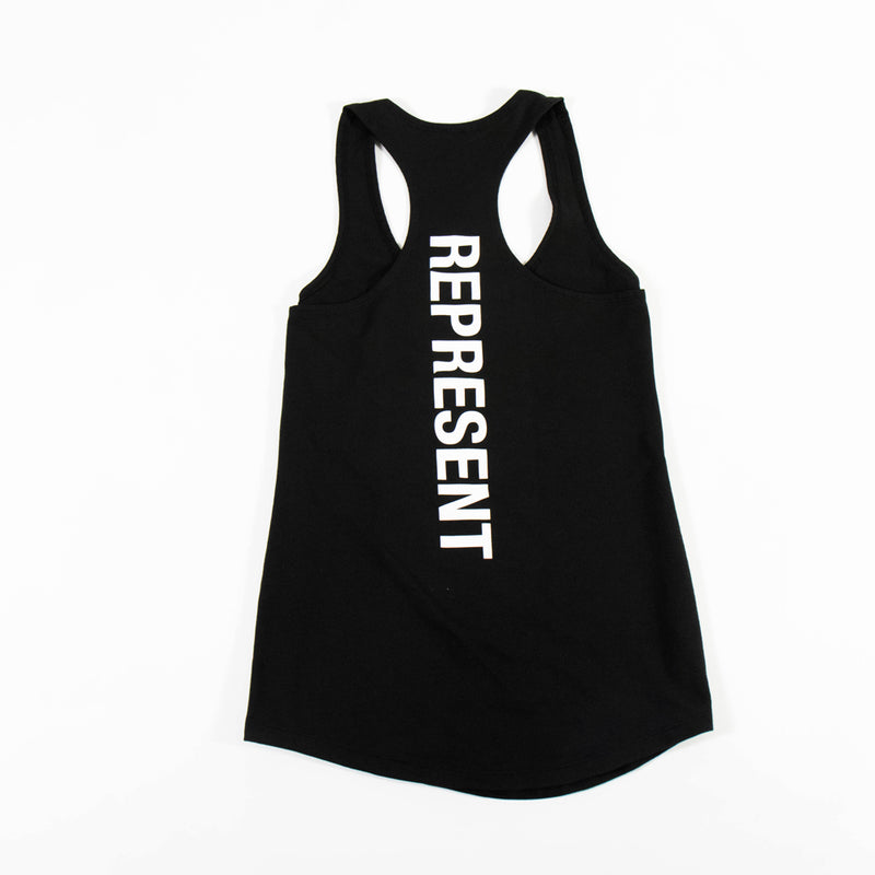 Protect Women's Racerback [BLACK]