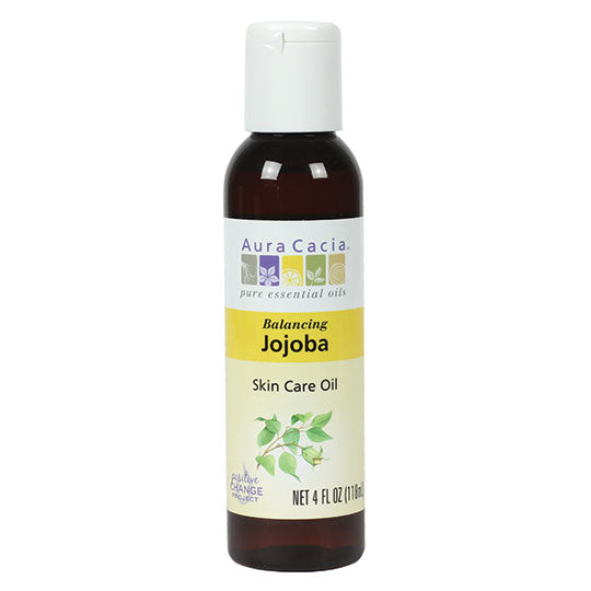 Aura Cacia Jojoba Oil 118ml