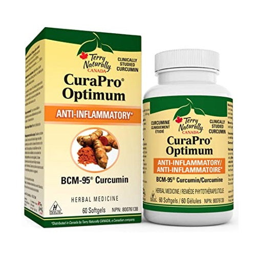 Terry Naturally CuraPro 60softgel 325mg