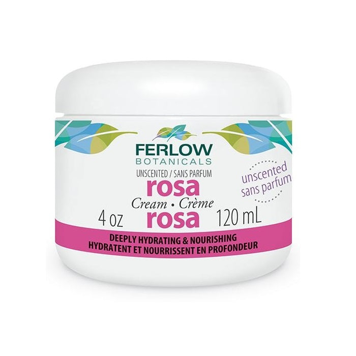 Ferlow Rosa Cream Unscented  4oz