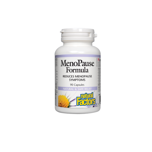 Natural Factors Menopause Formula 90cap