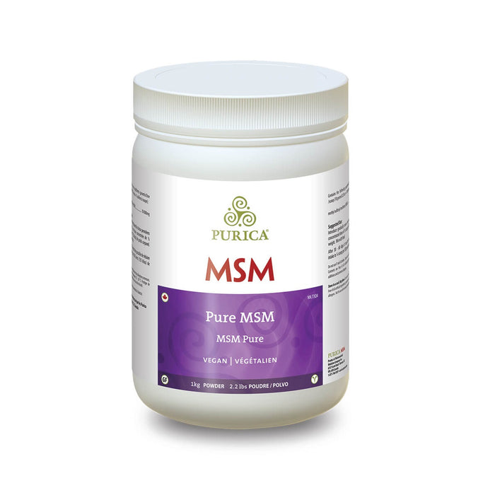 PURICA MSM LABELED FOR PETS 1kg