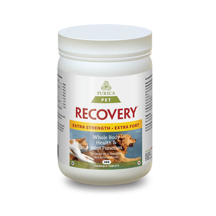 Purica Recovery SA Extra Strength 360 Tablets