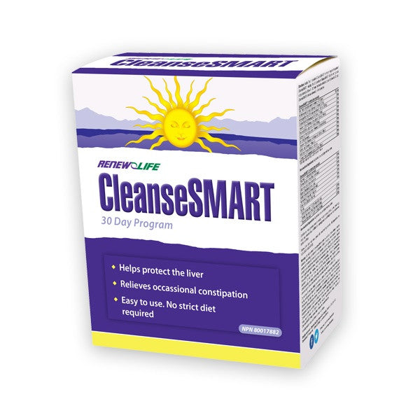 Renew Life Cleanse Smart 30 Day Program