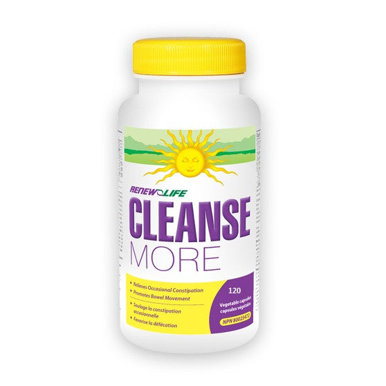 Cleanse More 150cap   Bonus Size !!