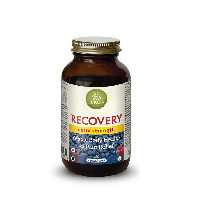Purica Recovery Extra Strength 180vcap