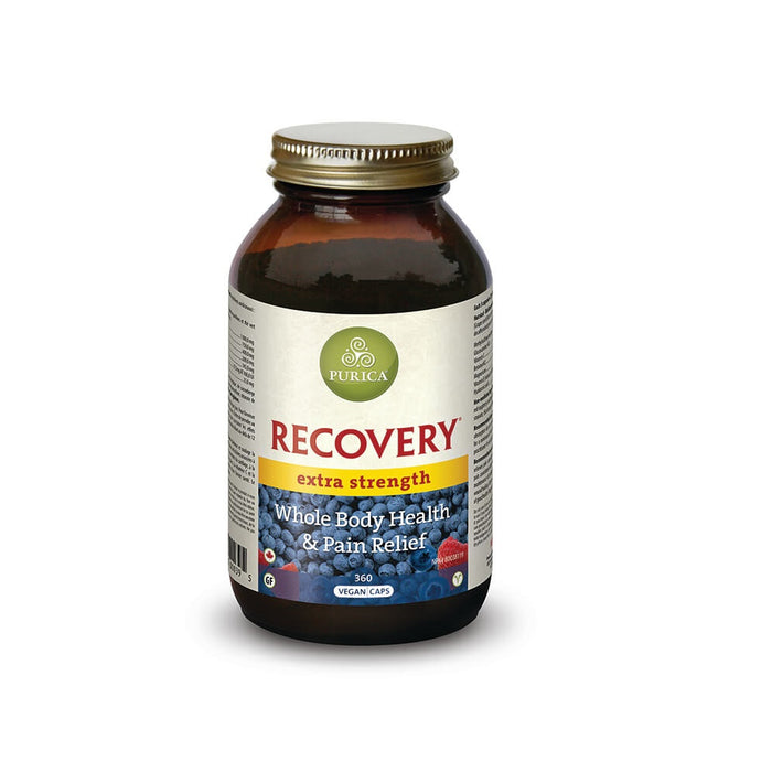Purica Recovery extra strength 360vcap