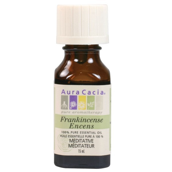 Aura Cacia  Frankincense Essentail  Oil 15ml