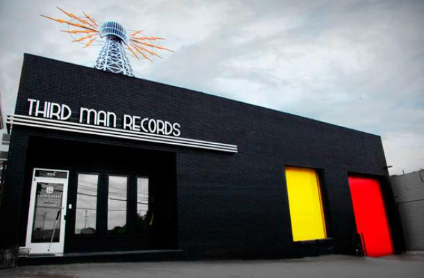 Third Man Records to Open It's Own Pressing Plant