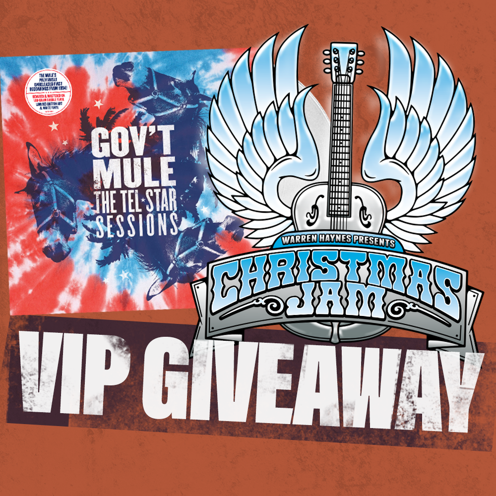 Gov't Mule Sweepstakes
