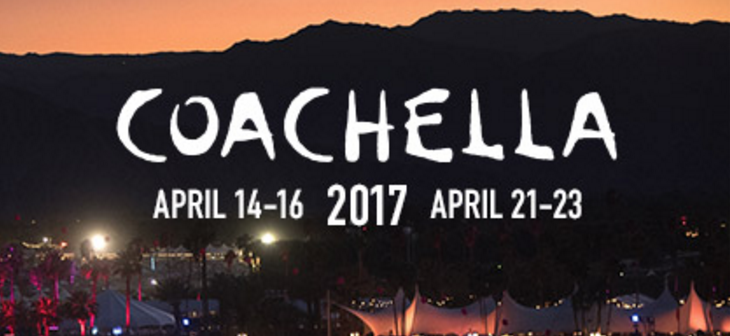 Coachella Announces 2017 Lineup
