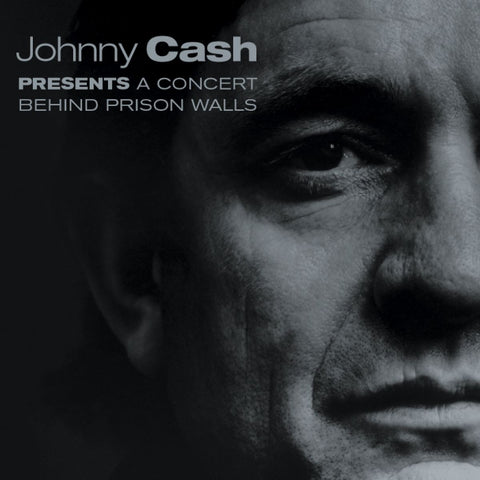 Johnny Cash | A Concert Behind Prison Walls | 180g Vinyl LP (Limited Edition)