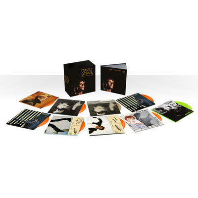David Bowie | A New Career In A New Town (1977-1982) | 11 CD Box Set