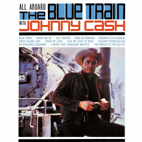 Johnny Cash | All Aboard The Blue Train | Vinyl LP