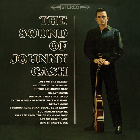 Johnny Cash | The Sound of Johnny Cash | 180g Vinyl LP [Import]