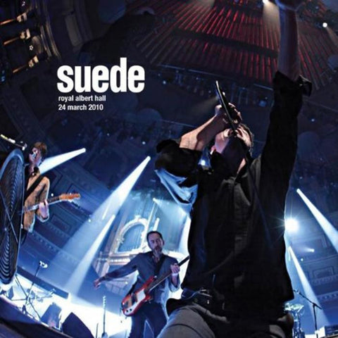 Suede | Royal Albert Hall - 24 March 2010 | 180g Vinyl 3LP [Import]