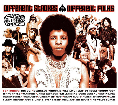 Sly and the Family Stone | Different Strokes by Different Folks | CD