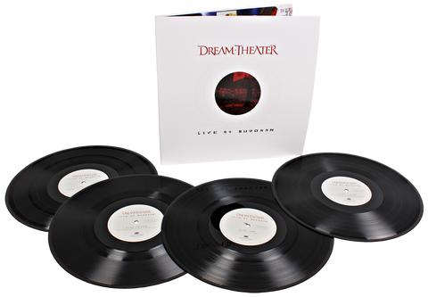 Dream Theater | Live at Budokan | 180g Vinyl 4LP [Import]