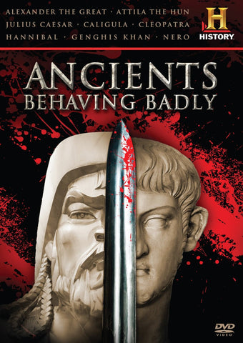 History Store | Ancients Behaving Badly | DVD