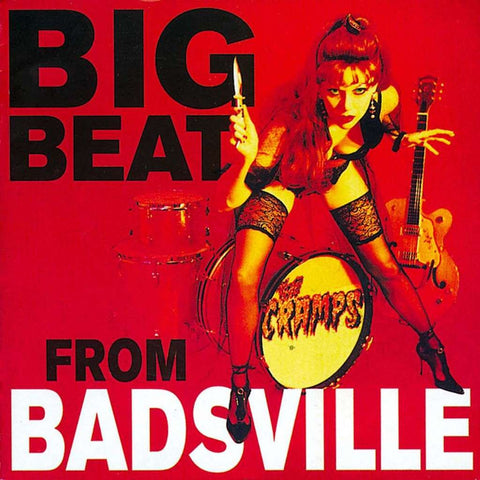 The Cramps | Big Beat from Badsville | 180g Colored Vinyl LP