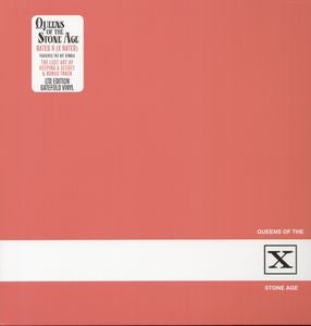 Queens of the Stone Age | Rated R [Import] | 180g Vinyl LP (Limited Edition)