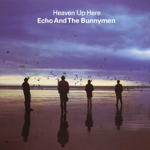 Echo & the Bunnymen | Heaven Up Here | 180g Vinyl (Import)