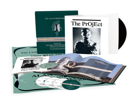 The Alan Parsons Project | Tales of Mystery & Imagination| Deluxe Box Set