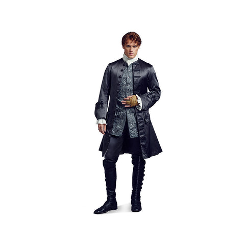 Outlander | Pocket Jamie Cardboard Figure