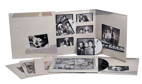 Fleetwood Mac | Tusk | Deluxe Edition - 5CD/1DVD/2LP Box Set
