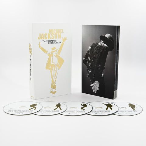 Michael Jackson | The Ultimate Collection | CD Set