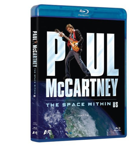 Paul McCartney | The Space Within Us | Blu-ray