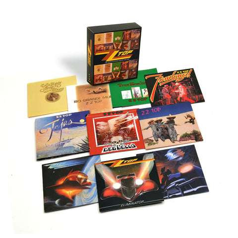 ZZ Top | Complete Studio Albums | CD Set